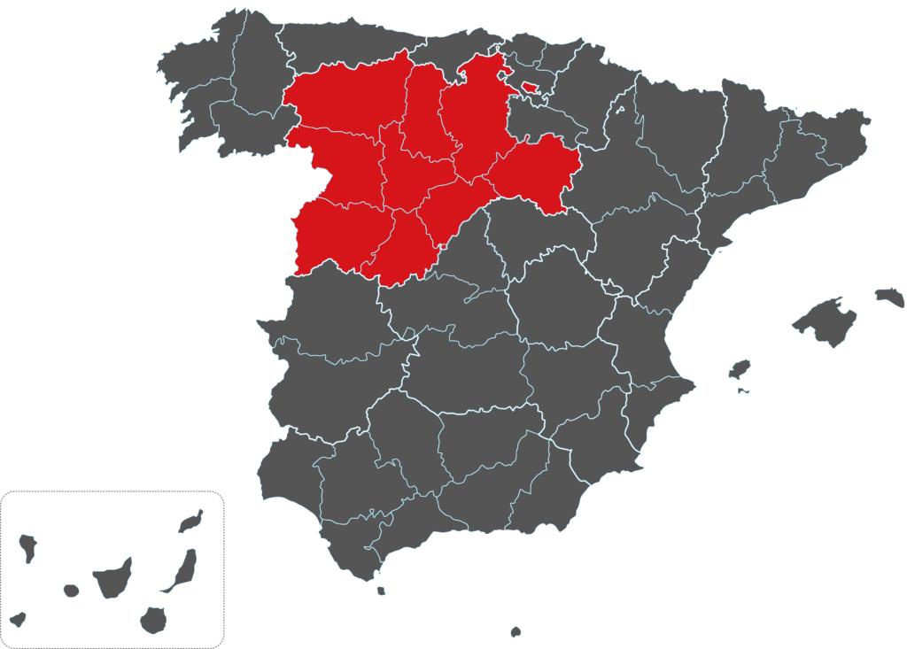 Juventud Comunista de los Pueblos de España - Castilla y león