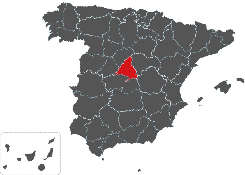 Juventud Comunista de los Pueblos de España - Madrid