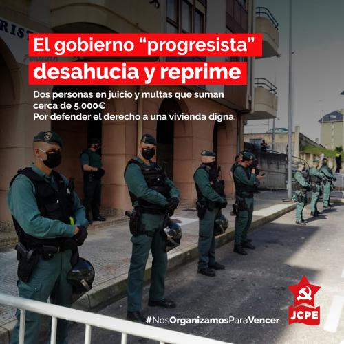 Desahucios en Cantabria